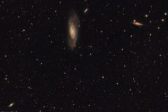 M106 and Galaxies