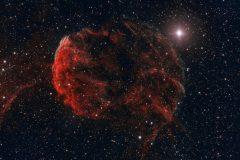 IC443 - The Jellyfish Nebula