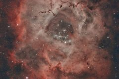 Rosette-Nebula-